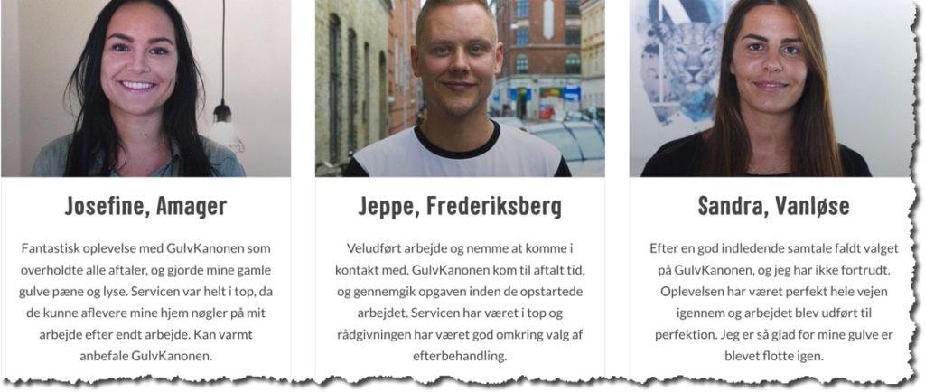 Gulvafslibning i København